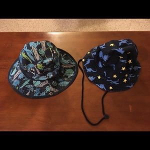 Toddler Bucket Hats (Lot of 2)